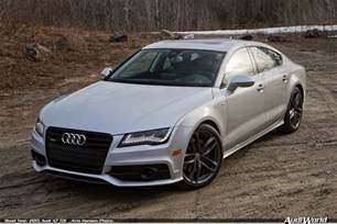 road test 2015 audi a7 tdi audiworld
