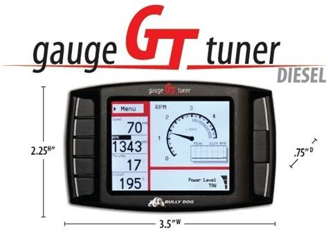 bully gt gas tuner bully programmer 40410 autos weblog