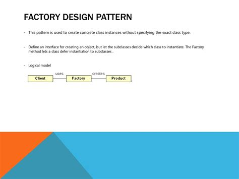 design pattern net interview questions factory design pattern this