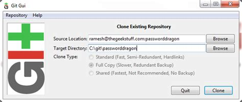 git tutorial remote repository how to install git for windows and create clone remote