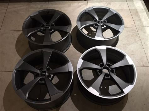 audi rs3 mags for sale 19 quot genuine audi rs3 rotor 2 alloy wheels a3 s3 8vo