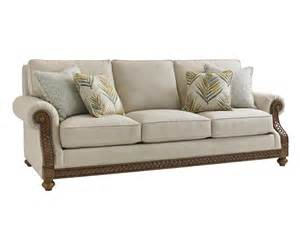 bahama home living room shoreline sofa 7844 33 02