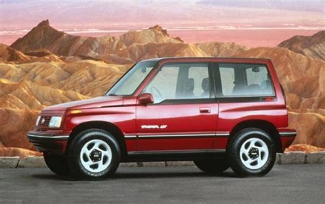 geo tracker 1995 geo tracker information and photos zombiedrive