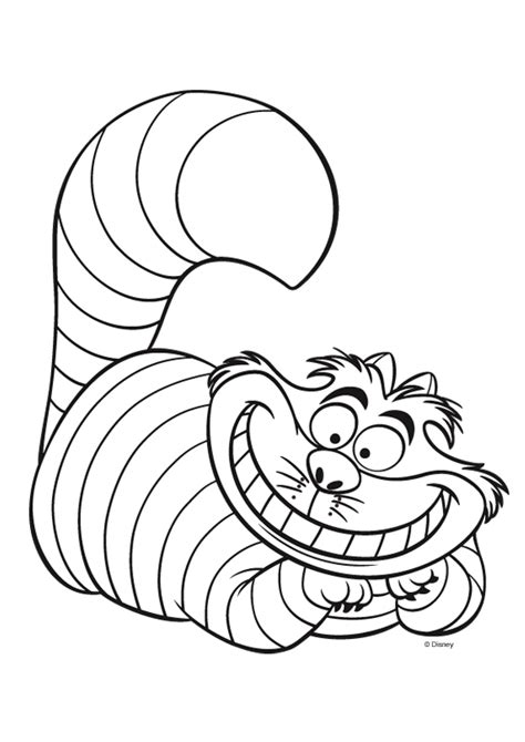coloring pages of cheshire cat irvikissa v 228 rityskuva cheshire cat colouring lasten oman