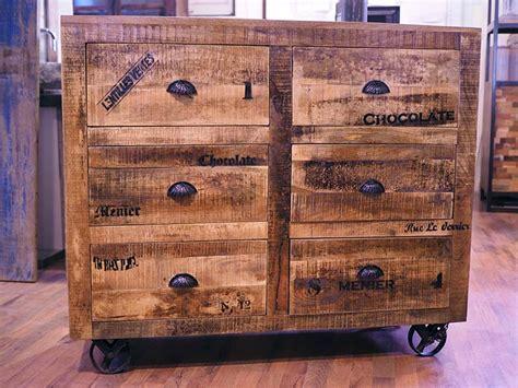 cassettiere etniche cassettiera etnica riciclo vintage