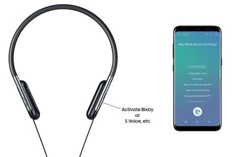 Samsung U Flex Price In India by Samsung S New U Flex Headphones Can Bend And Launch Bixby