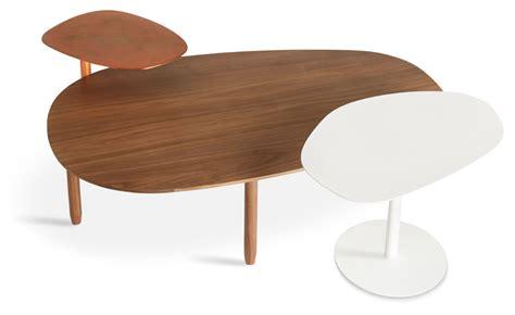 dot coffee table swole large coffee table hivemodern com