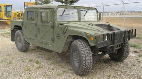 jeep humvee find of the week 1988 am general humvee autotrader ca