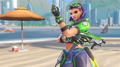 Gamis Summer overwatch summer are live and the best skins