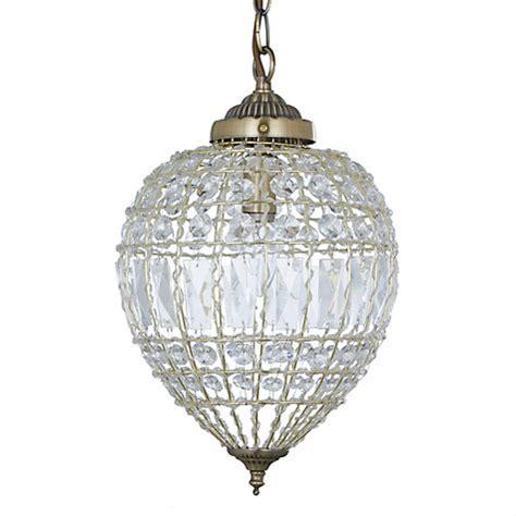 buy lewis dante ceiling light antique brass lewis