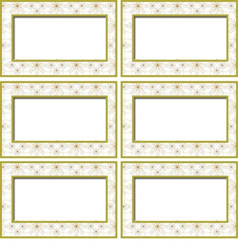 Label Print Template free printable food labels make custom food labels food