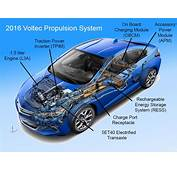2016 Chevrolet Volt Powertrain How It Works In Electric