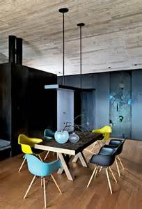 Colourful Dining Table And Chairs Colorful Dining Chairs Modern Mix Up Design