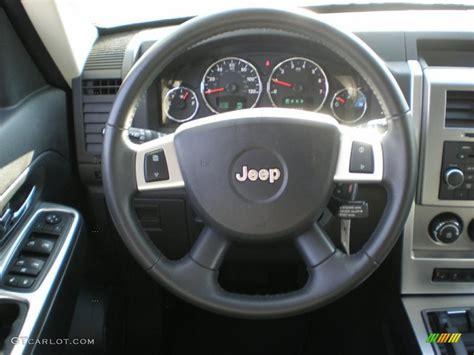 jeep liberty steering wheel 2010 jeep liberty limited 4x4 steering wheel photos