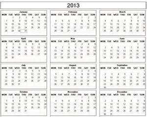 iwork calendar template pin numbers 2013 yearly calendar template free iwork