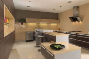After emerge at the contemporary home house kitchen interior