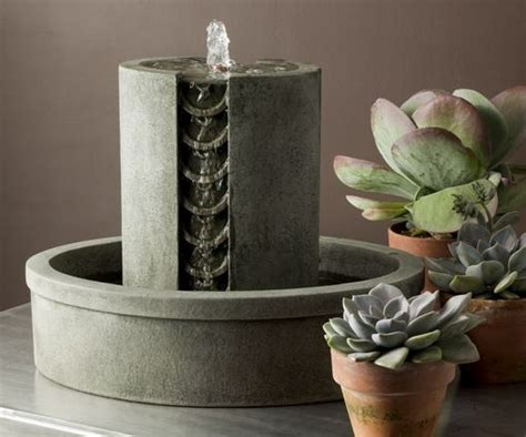 cania coin mini series fountain indoor fountains