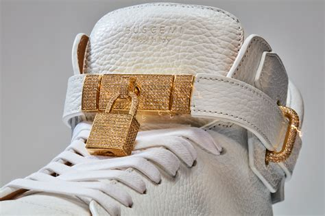 10000 dollar shoes buscemi 100 thousand dollar sneaker sole collector