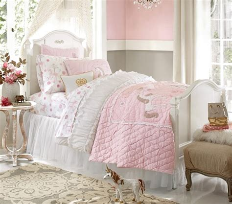 pottery barn bedding unicorn quilted bedding pottery barn