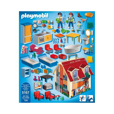 playmobil dolls house playmobil 5167 take along modern dolls house review doll houses online