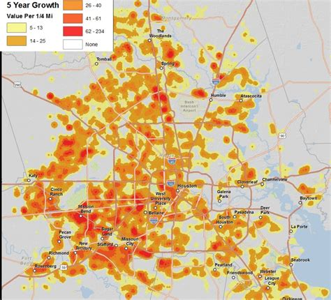 houston demographics map 2014 west and side dominate office construction