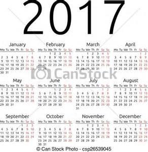 eps vektor s t 233 matem jednoduch 253 kalend 225 ř vektor 2017