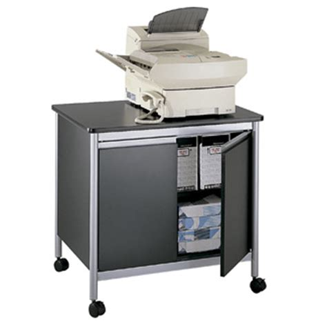 metal printer stand cabinet black printer stand extra wide printer stand with cabinet