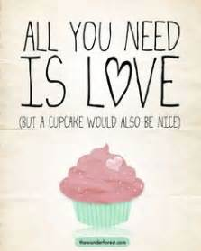 Would You Eat This Cupcake by A Smile Is The Prettiest Thing You Can Wear A3 By