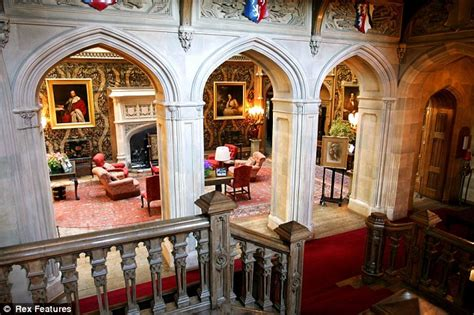how many rooms in highclere castle can highclere castle be saved historic home is verging on ruin as lord carnarvon reveals 163 12m