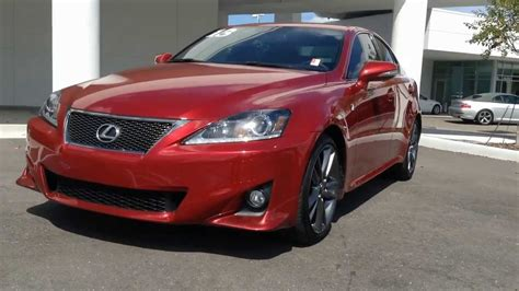 Lexus Is 250 Sport Price by 2013 Lexus Is 250 F Sport For Sale In Ta Bay Call For