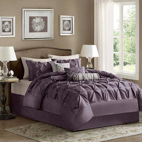 madison park comforter madison park laurel comforter set california king plum