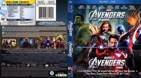 film semi bluray les avengers de marvel marvels the avengers movie blu