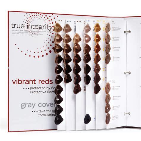 scruples color scruples true integrity color chart