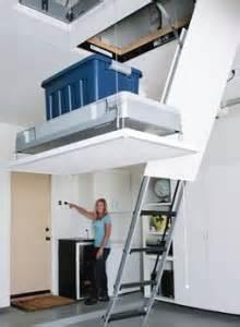ceiling attic storage lift