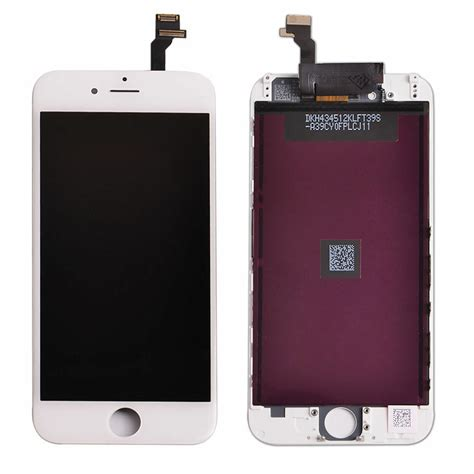 g iphone 6 new replacement white lcd screen touch digitizer assembly for iphone 6 6g 6 g ebay