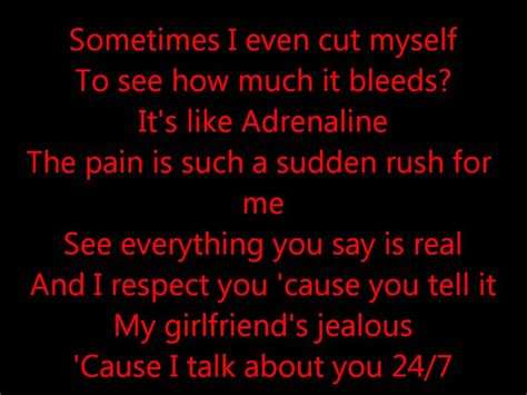 eminem stan lyrics eminem stan lyrics hd youtube