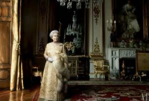 The Sitting Room Queen Anne - see annie leibovitz s intimate portraits of queen elizabeth ii and the vanity fair