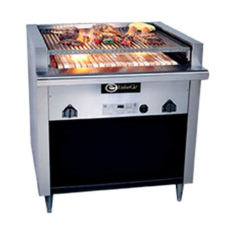 Commercial Kitchen Broiler by Commercial Charbroiler Gta 36 Quot Emberglo Gharbroiler