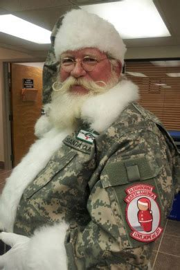 santa claus usa army santa steve and santa claus the 11 best santas in the u s time