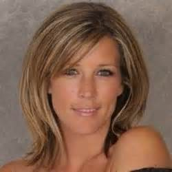 carly on gh new haircut laura wright carly general hospital hairstyles