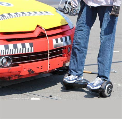 Auto Quelle Bielefeld by Crash Mit Dem Hoverboard Dekra Safety Day In Bielefeld Welt