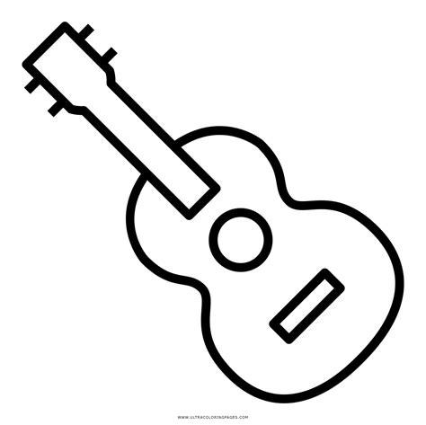 imagenes de guitarras rockeras para colorear viol 227 o desenho para colorir ultra coloring pages