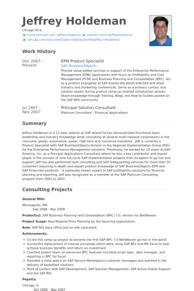 Product Expert Sle Resume by Product Specialist Resume Sles Visualcv Resume Sles Database