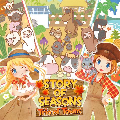Kaset Nintendo 3ds Story Of Seasons Trio Of Towns story of seasons trio of towns nintendo 3ds