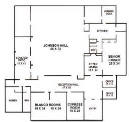 banquet floor plan facilities
