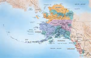 alaska maps and state information