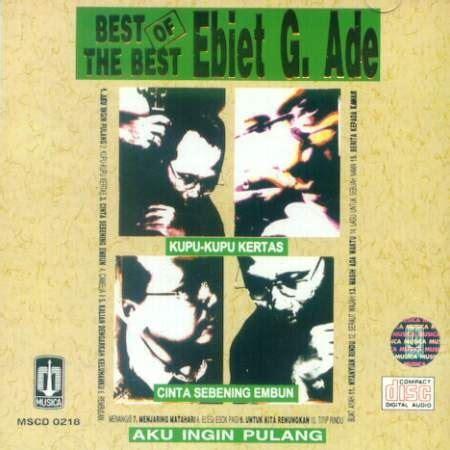 download mp3 ebiet g ade biarlah aku diam gudang musik best of the best ebiet g ade full album