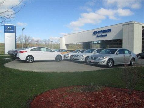 Stew Hansens Hyundai by Stew Hansen Hyundai Des Moines Ia 50325 Car Dealership