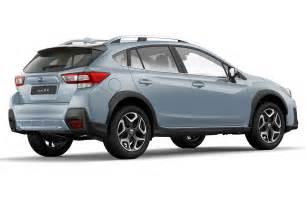 Cross Trek Subaru 2018 Subaru Crosstrek Spec Rear Side View Motor Trend