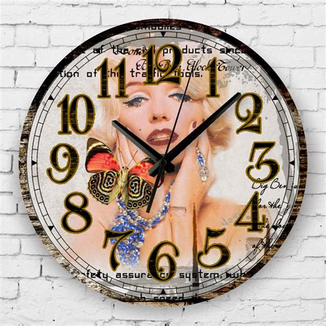 marilyn monroe watch marilyn monroe wall clock reviews online shopping
